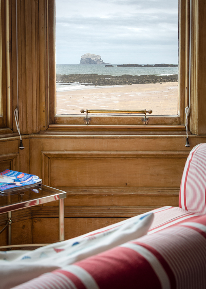 Bass Rock View Room